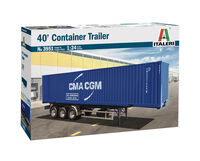40 Container Trailer