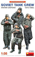 Soviet Tank Crew (Winter Uniform 1970-1980s) - Image 1
