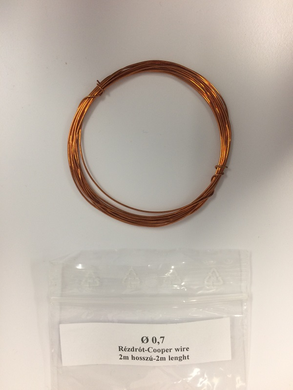 Copper Wire 0.7mm - Image 1