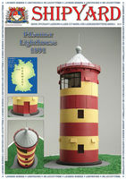 Pilsumer Lighthouse nr15 skala 1:72