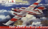 Yakovlev Yak-25 the target drone (limited edition)