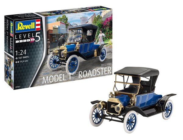 1913 Ford Model T Roadster - Image 1