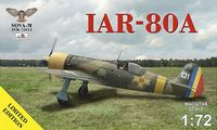 IAR IAR-80A limited edition - 2 marking variants