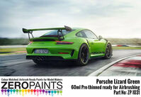 1031 Porsche 911 GT3 RS Lizard Green