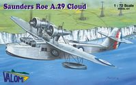 Saro A.29 Cloud Royal Air Force