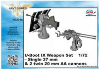 U-Boot IX Weapon Set for REVELL - Image 1