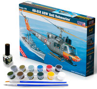 AB-212ASW Anti-Submarine - Model Set