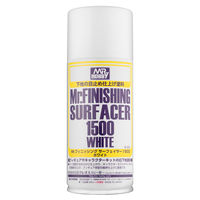 B-529 Mr.Finishing Surfacer 1500 White Spray
