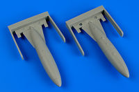 MiG-17 fuel tanks Accessories