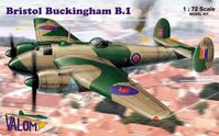 British medium-bomber Bristol Buckingham B.I