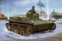 Soviet T-38 Amphibious Light Tank