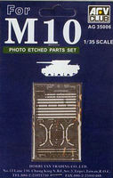 Photo Etching parts for M-10