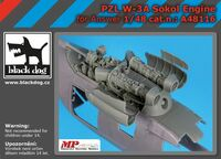 PZL W-3A Sokol engine for Answer