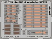 Ju 88A-4 seatbelts STEEL ICM 48233 - Image 1