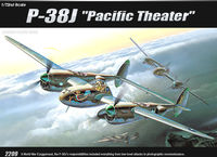 P-38J [PACIFIC THEATER]