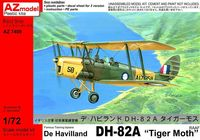 "De Havilland D82A ""Tiger Moth"" RAAF - Image 1"