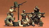 US Gun and Mortar Team