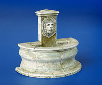 Round fountain - Image 1