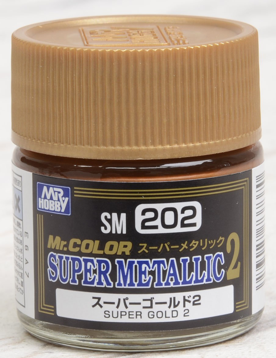 SM-202 Super Gold 2 - Image 1