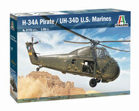 H-34A Pirate /UH-34D U.S. Marines