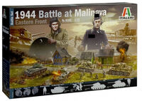 1944 Battle at Malinava Eastern Front- Battleset