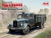 Typ L3000S German truck - Image 1
