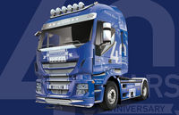 Iveco Hi-Way 40th Anniver. Show Truck - Image 1