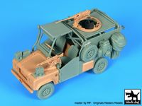 Land Rover WMIK conversion set for Hobby boss - Image 1
