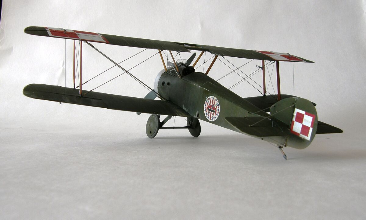 Sopwith F.1 Camel  1:32 Wingnut Wings - 004 - Image 1