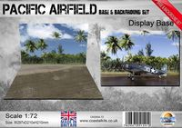 Pacific Airfield Base & Background 297 x 210 x 297mm - Image 1