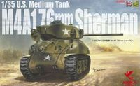 U.S. Medium Tank M4A1 76mm Sherman - Image 1