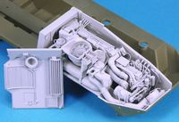 Stryker Engine set(for AFV Club) - Image 1