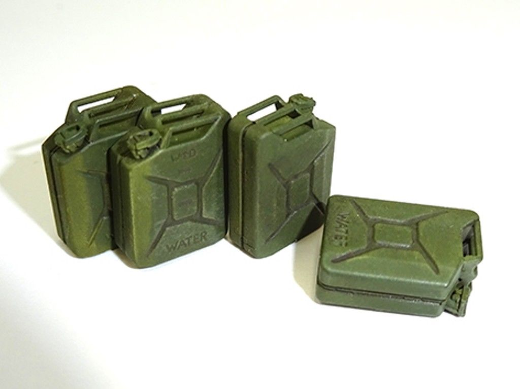 British Jerry Can Set WWII - Image 1