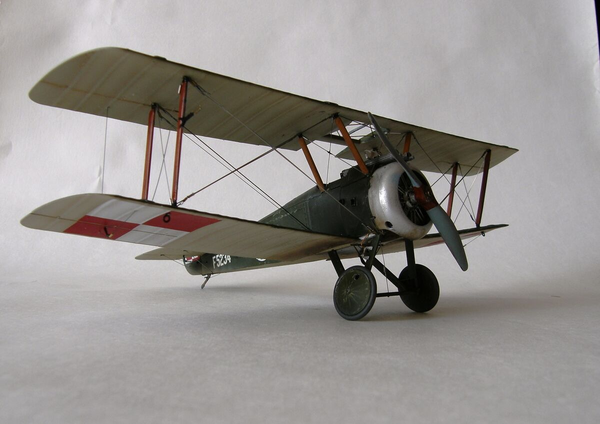 Sopwith F.1 Camel  1:32 Wingnut Wings - 009 - Image 1