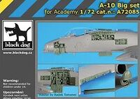 A-10 Big set for Academy