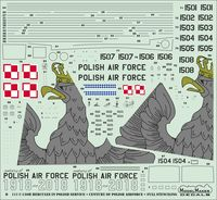 C-130 Hercules in Polish service + Century of Polish Air Force + full stenciling - Image 1