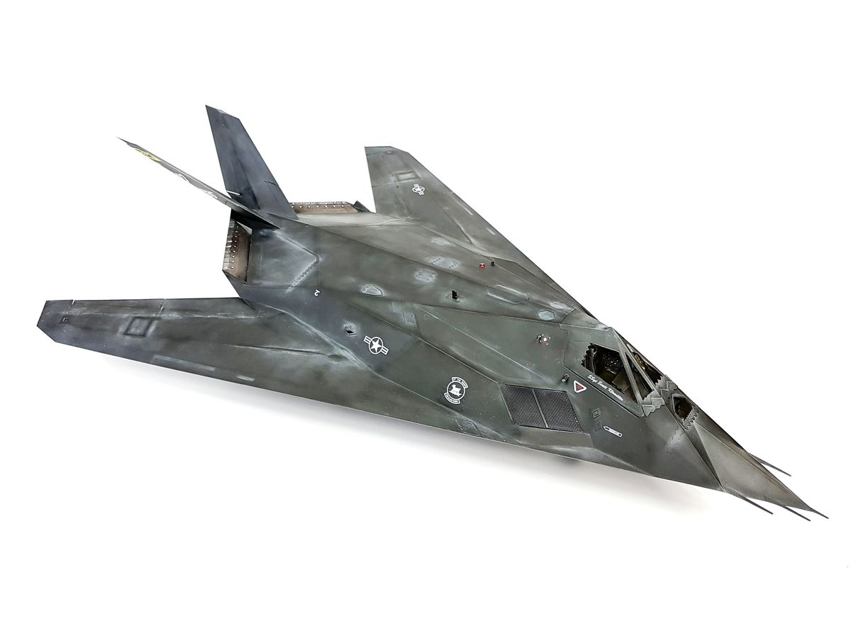 F-117 A Trumpeter 1:32 - 003 - Image 1