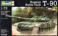 Russian Battle Tank T-90 - Image 1