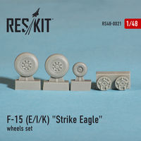 "McDonnell DouglasF-15 (E/I/K) ""Strike Eagle"" wheels set - Image 1"
