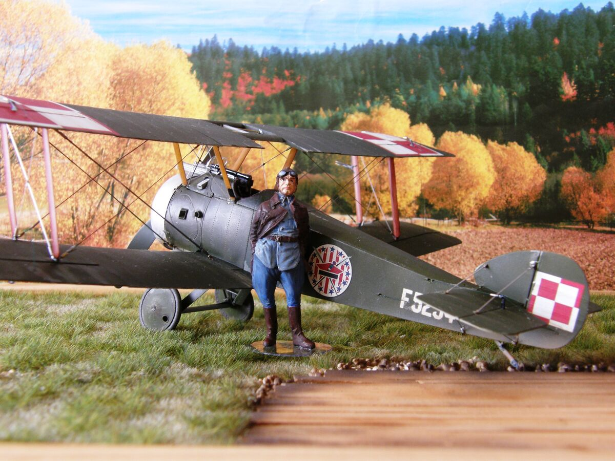 Sopwith F.1 Camel  1:32 Wingnut Wings - 014 - Image 1