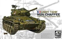 M24 Chaffee Light tank French