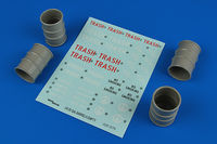 US 55 gallon barrels (empty) Accessories - Image 1