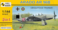Arado Ar-96B Ubiquitous Trainer (2in1)