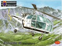 Alouette III International