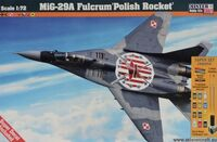 MiG-29A Fulcrum Polish Rocket - Model Set - Image 1