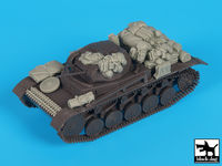 Panzerkampfwagen II ABC accessories set for Tamiya - Image 1
