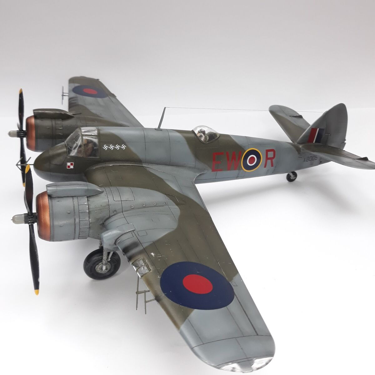 Beaufighter Mk.VI dyw.307 - 002 - Image 1