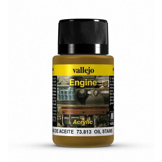 how to clean oil stains from engine