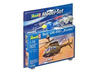 Bell Oh-58D Kiowa (Model Set ) - Image 1