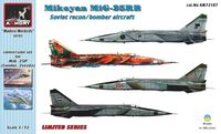 Mikoyan MiG-25RB recon/bomber conversion set - Image 1